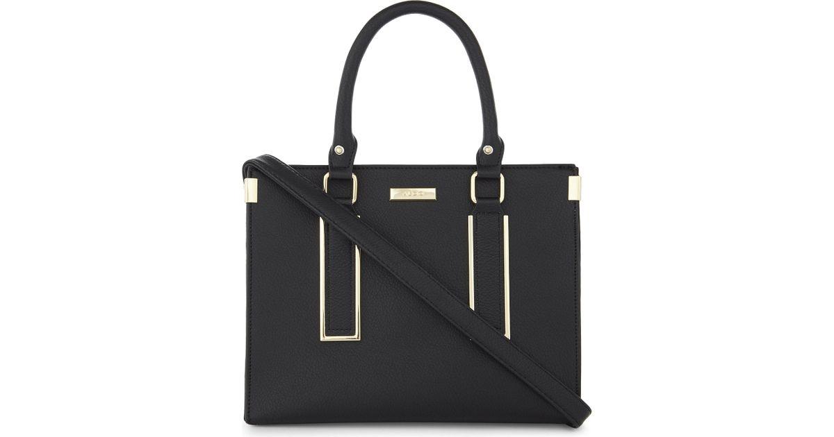 d5700ca1c1 ALDO Thalessi Shoulder Bag in Black - Lyst