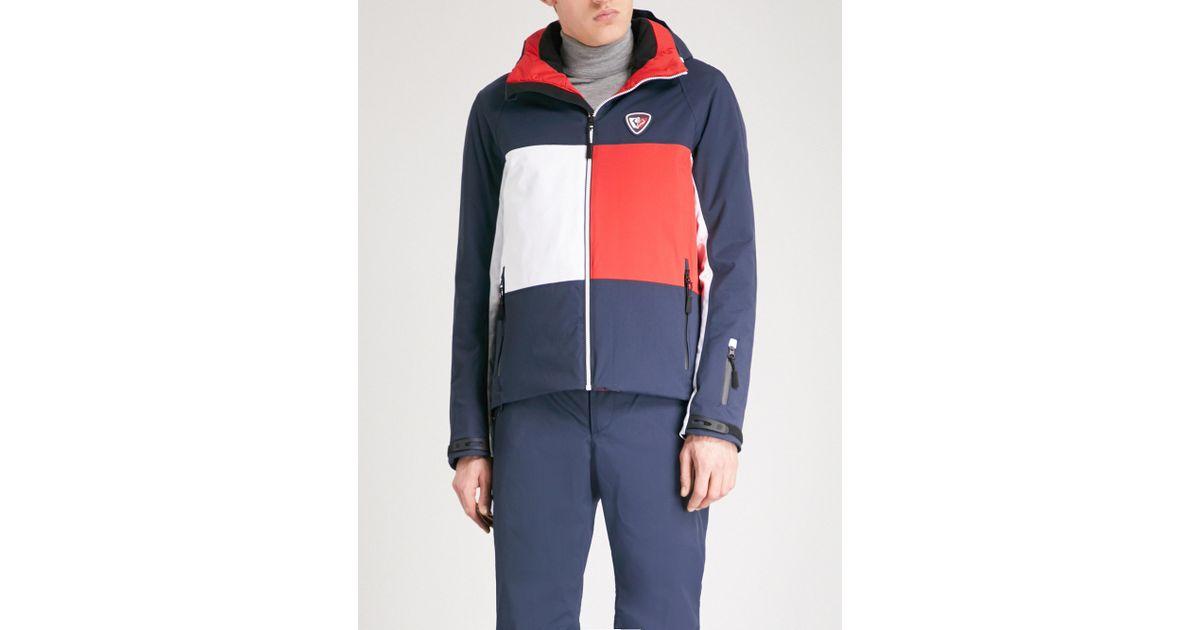 73b82aa86fa00 Tommy Hilfiger - Blue X Rossignol Richard Ski Jacket for Men - Lyst