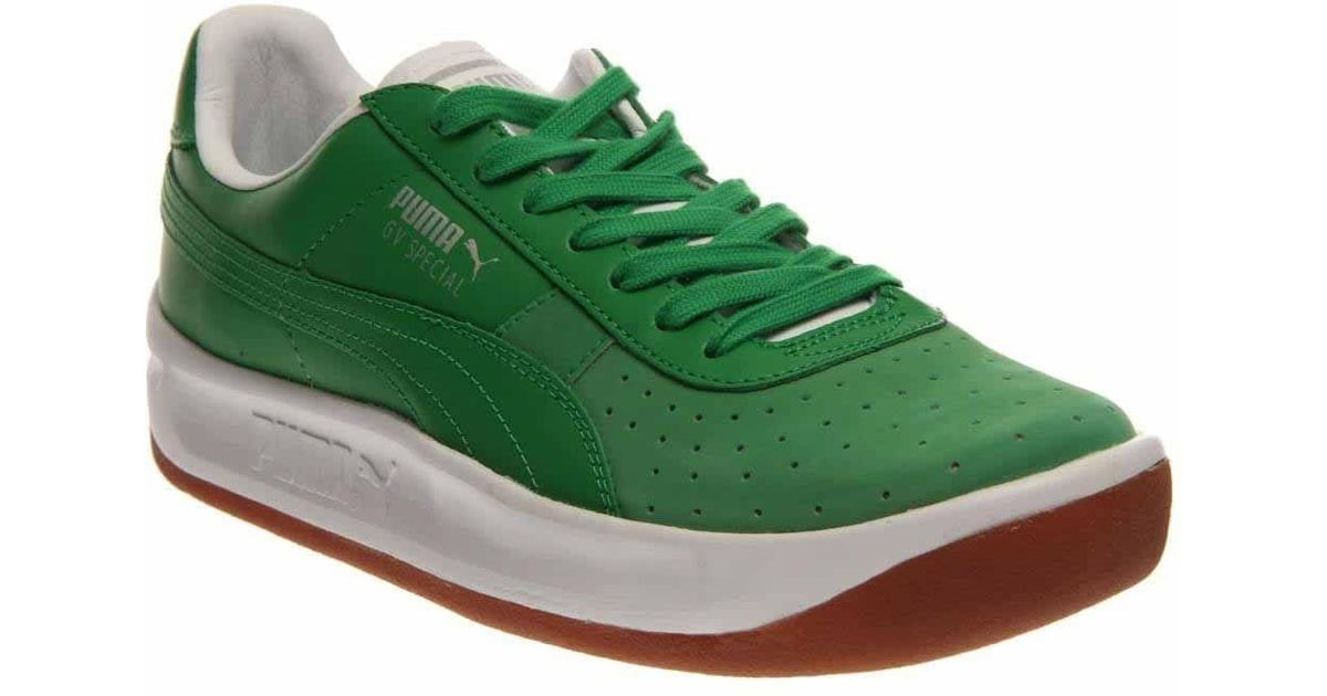 check out 6937e 3f8cf PUMA - Green Gv Special Basic Sport for Men - Lyst