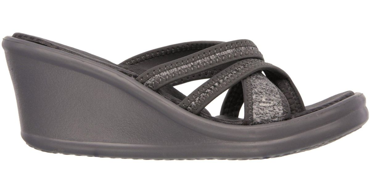 abbd37dce851 Lyst - Skechers Rumblers - Pen Pal in Gray