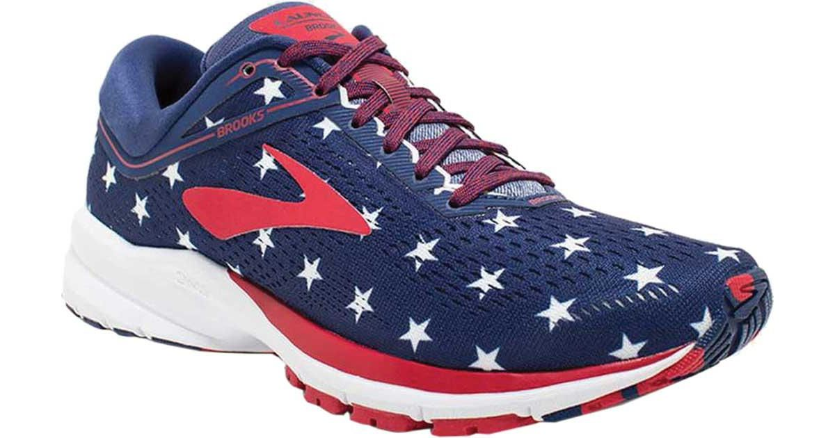 a3f5710f912 Lyst - Brooks Launch 5 Running Shoe in Blue