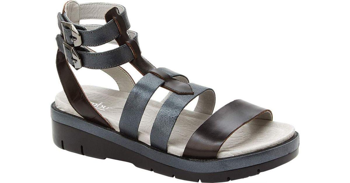 Piper Leather Nubuck Gladiator Sandals lXP9Jmlp