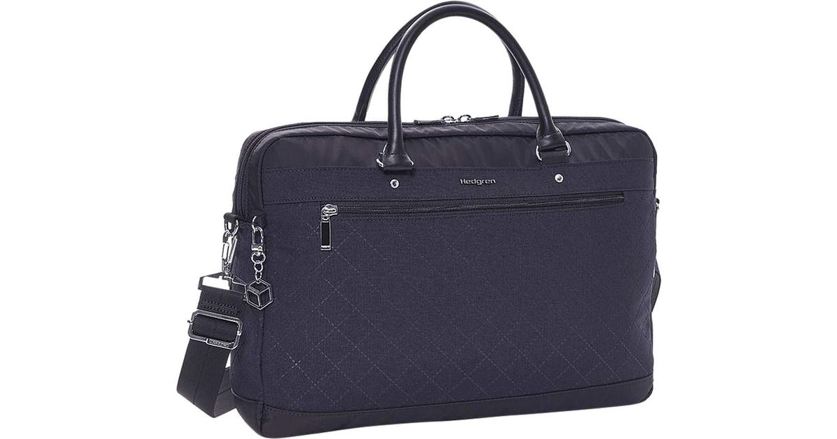 Hedgren Opal Large Business Bag 15.6 (Black) Bags Oc2b17SaxQ