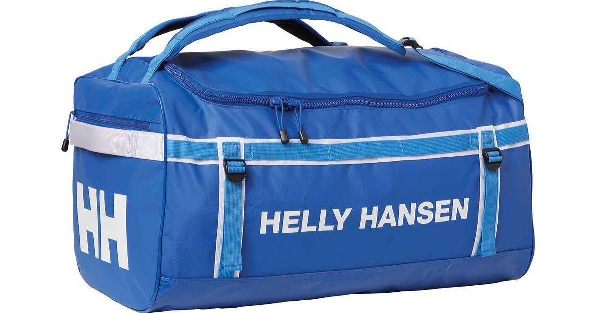 328748462d Lyst - Helly Hansen New Classic Duffel Bag 50l in Blue for Men