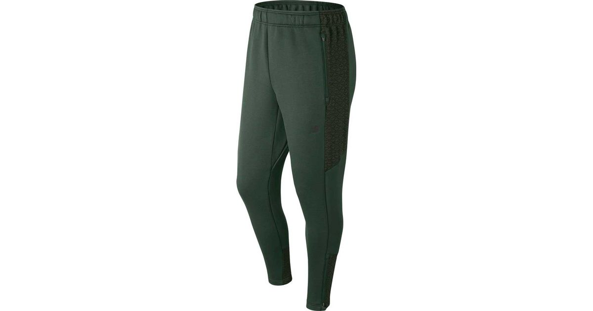 771c59ecf Lyst - New Balance Mheat Loft Pant in Green for Men