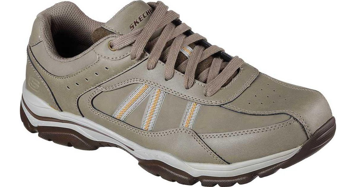 2e95d00b47850 Lyst - Skechers Relaxed Fit Rovato Texon Sneaker for Men