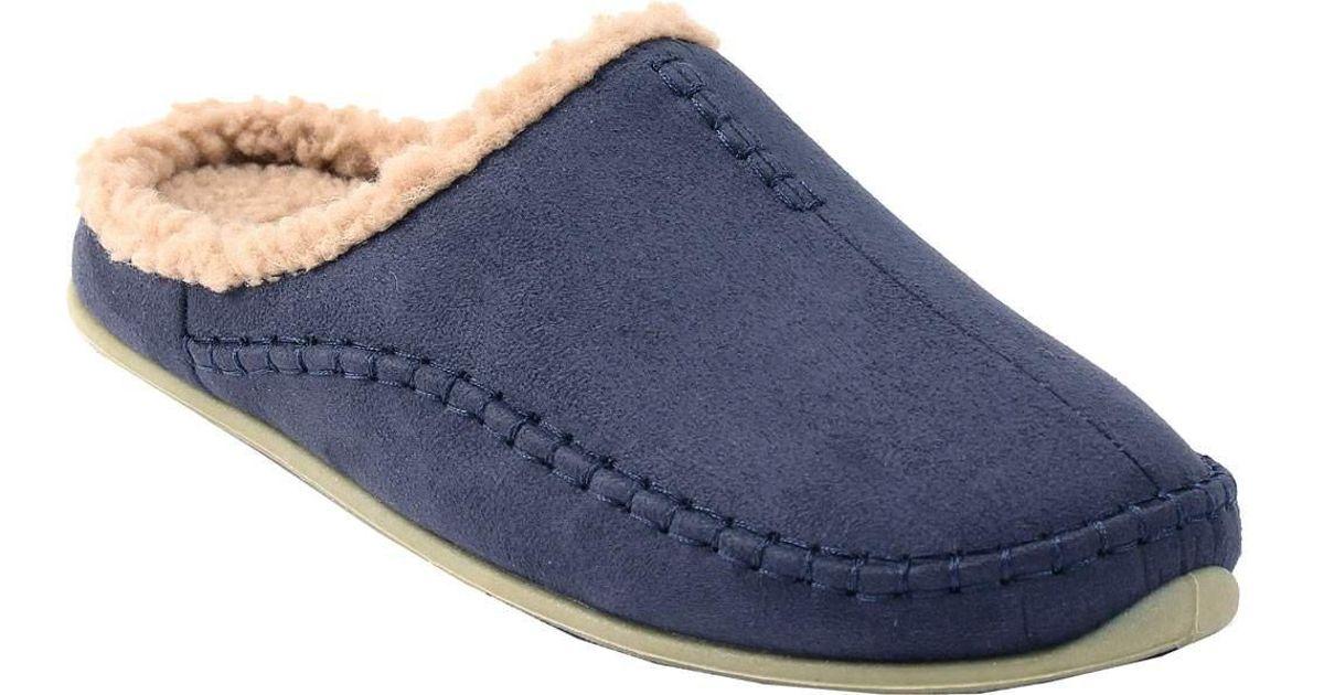 e204ca53394e Lyst - Deer Stags Slipperooz Nordic Slipper in Blue for Men - Save 13%
