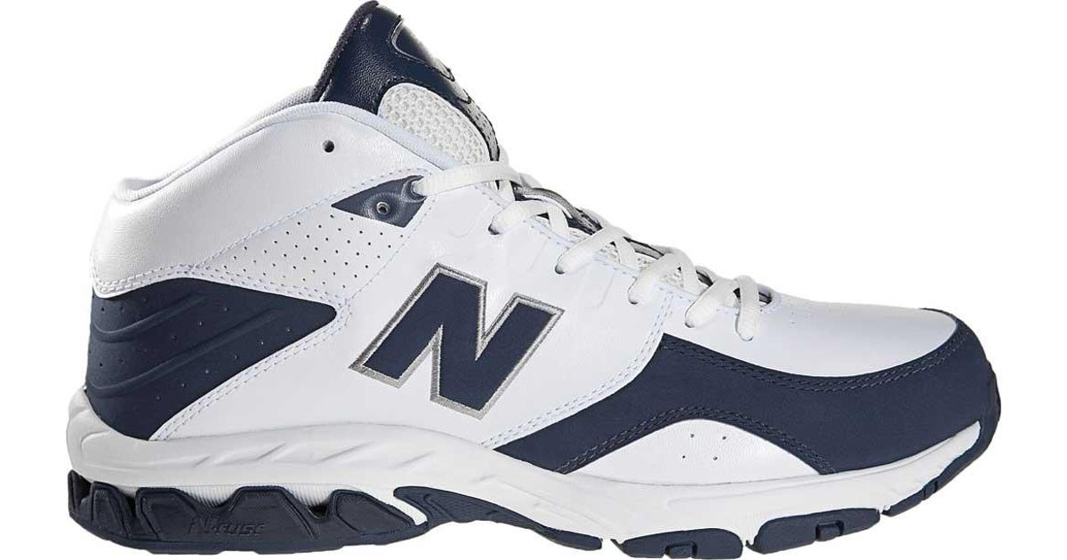4abceadfb93 Lyst - New Balance Bb581 in Blue for Men