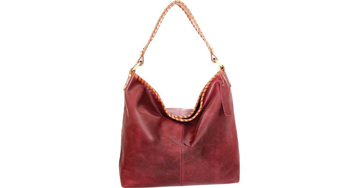 5db989e8a6 Lyst - Nino Bossi Izzie Bucket Bag in Red