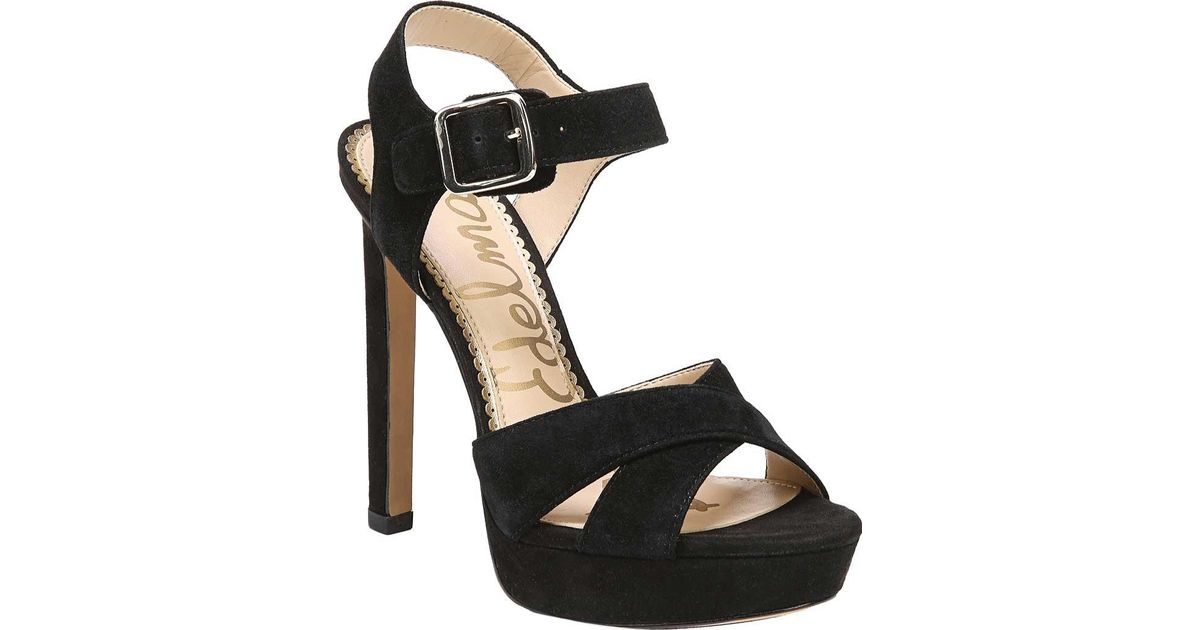Sam Edelman Willa Patent Leather Sandal jqx1TTEp