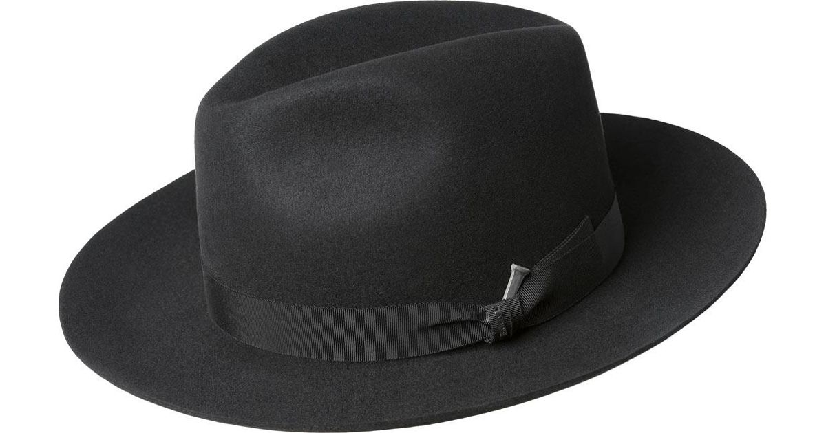 f2a12693902 Lyst - Bailey Of Hollywood Ralat Fedora 61424 in Black for Men