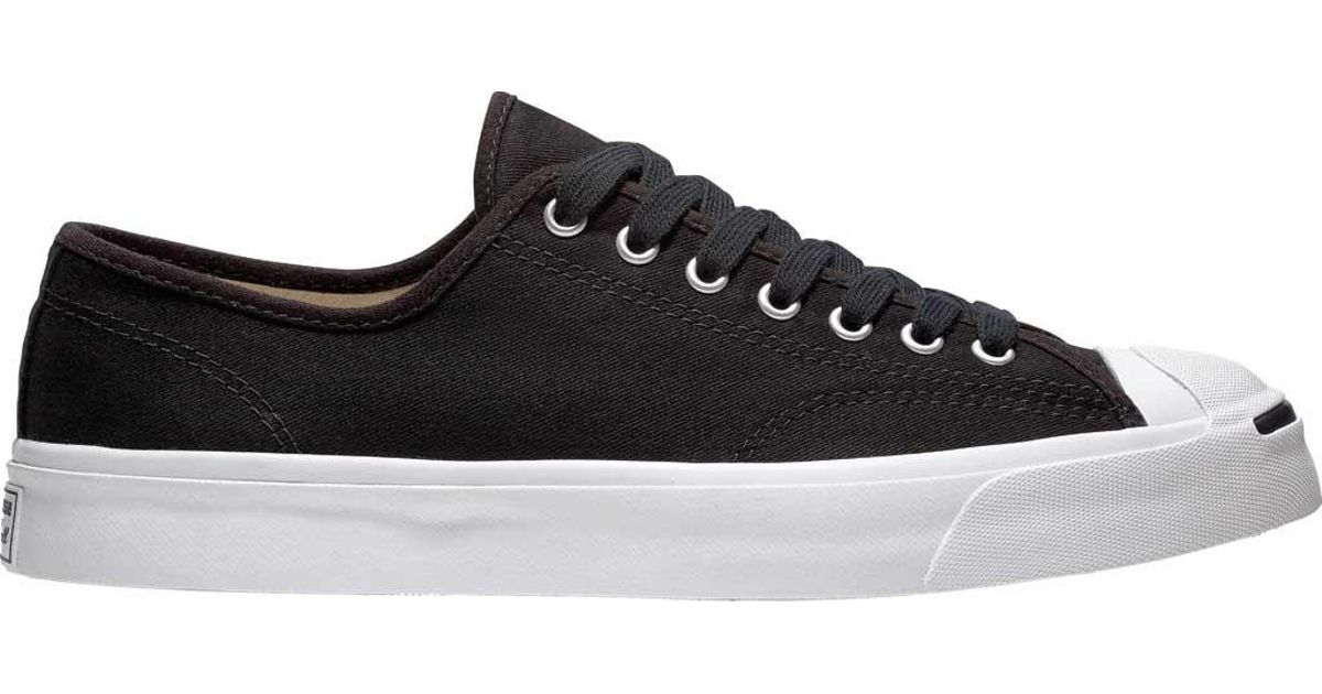 5eb5d24aab8d Lyst - Converse Jack Purcell 1st In Class Ox Sneaker in Black for Men