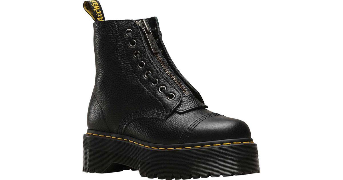 36979ea3785a Lyst - Dr. Martens Sinclair 8-eye Jungle Boot