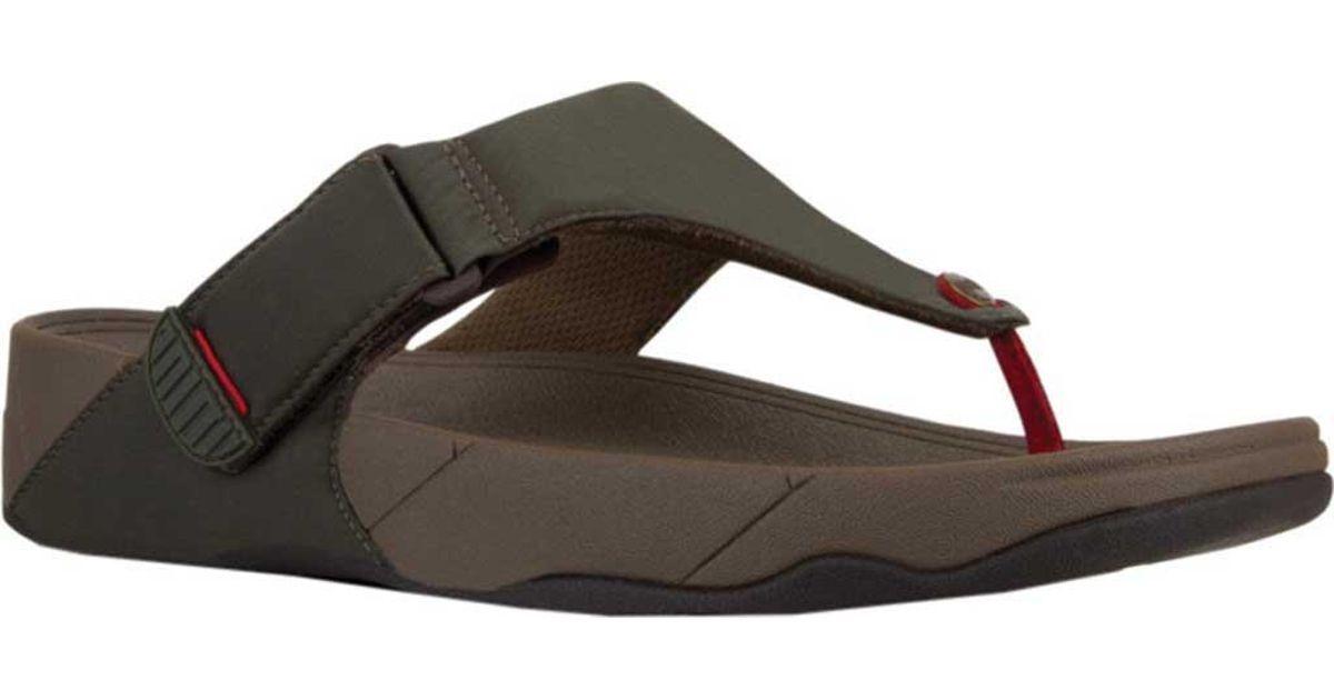 c14ccb051710 Lyst - Fitflop Trakk Ii Thong Sandal for Men