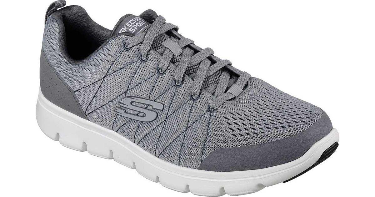6c319c19f20e Lyst - Skechers Marauder Mershon Sneaker in Gray for Men