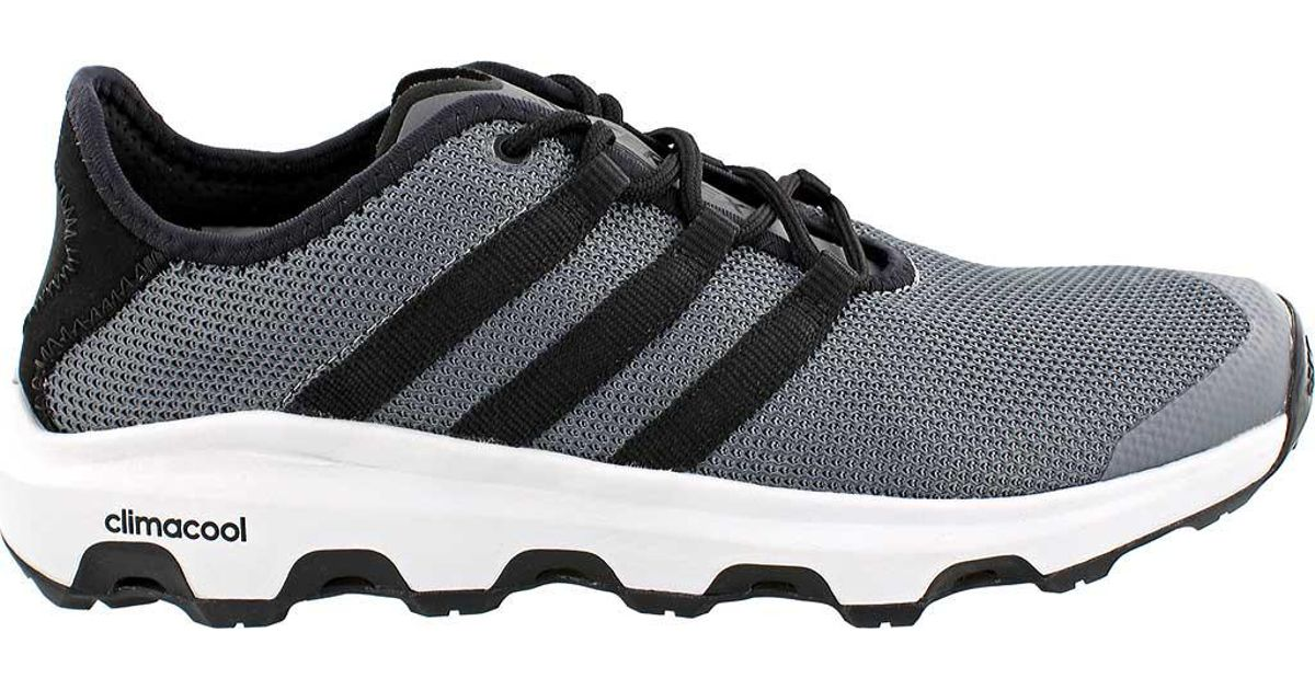 6c1a5ee07487 Lyst - adidas Terrex Climacool Voyager Hiking Shoe in Black for Men