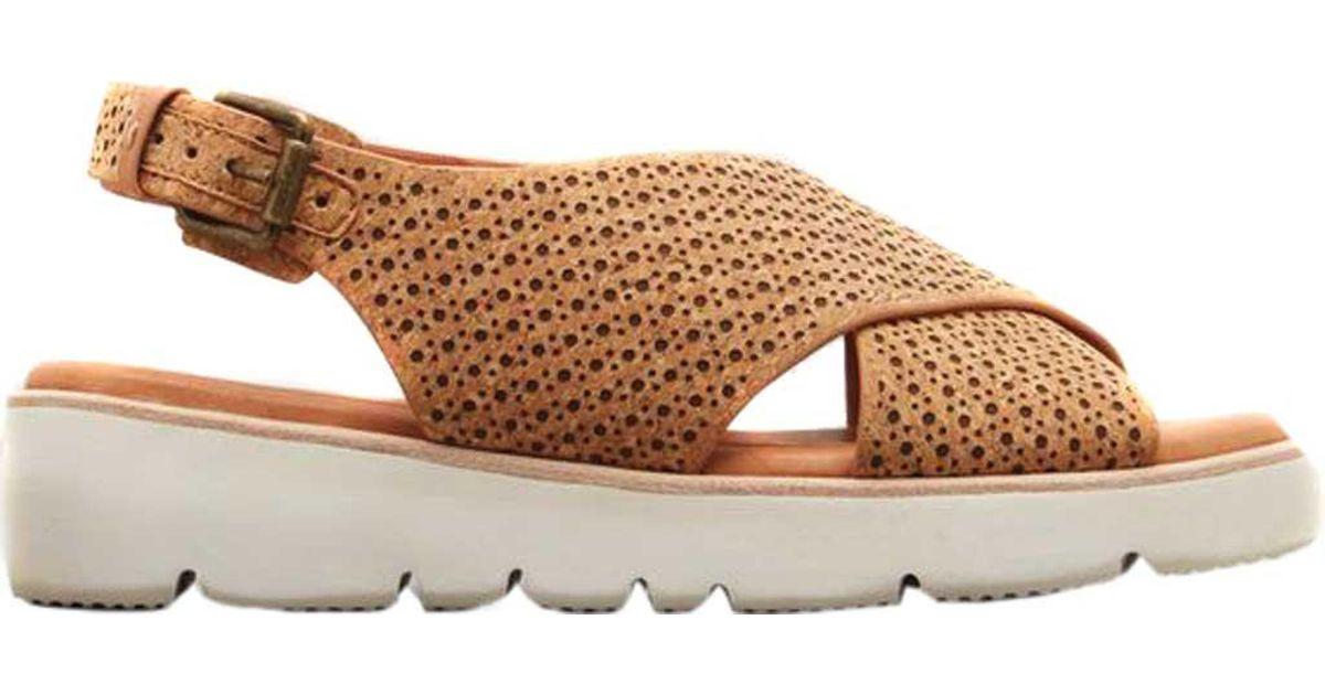 0168d00e24c9 Lyst - Gentle Souls Kiki Platform Sandal