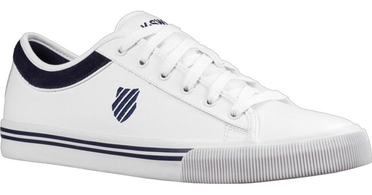 39460e203c2957 Lyst - K-swiss Bridgeport Ii Sneaker in White for Men