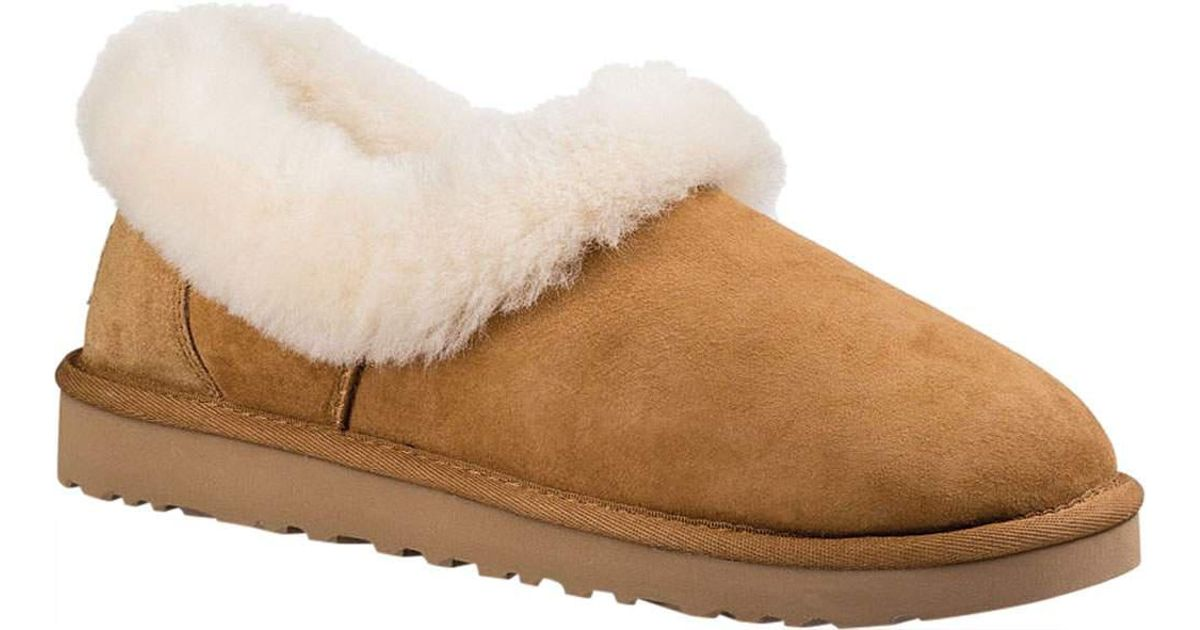 8e841828fb0 Lyst - Ugg Nita Slipper in Brown