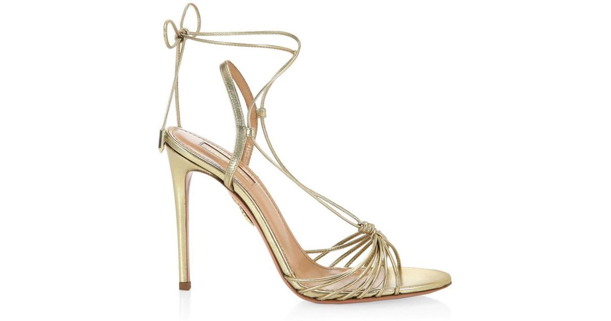 Aquazzura Whisper Sandals qYfmQ