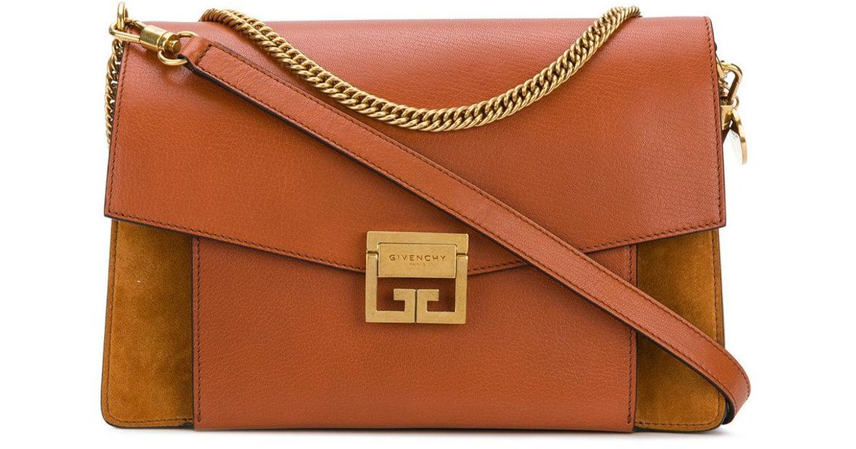 1471905f5e7b givenchy-Brown-Brown-Foldover-Chain-Shoulder-Bag.jpeg
