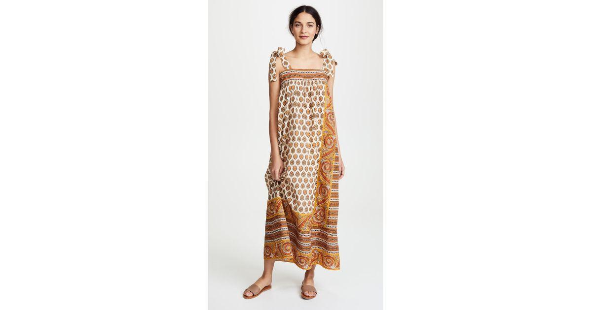 Lyst - Antik Batik Soleil Sundress ad734d332