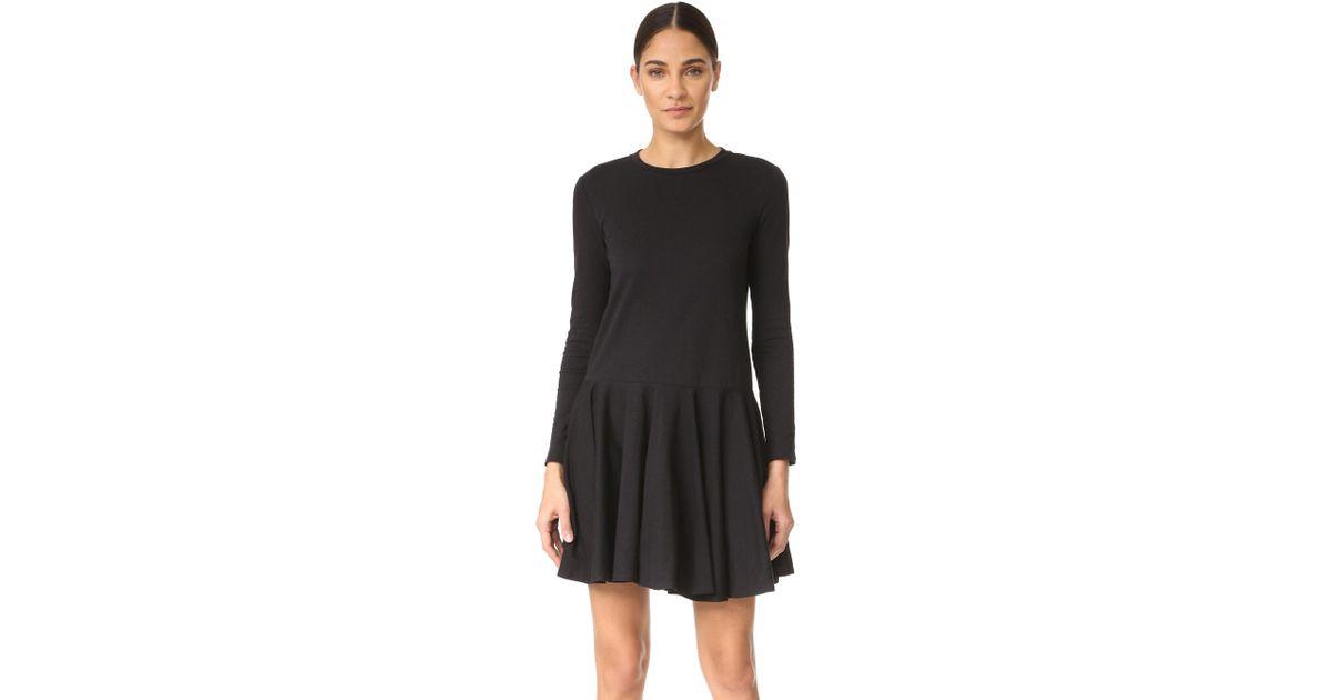 Black Circle Skirt Dress Edit Outlet Store 2018 New Cheap Online bJ6sl73l