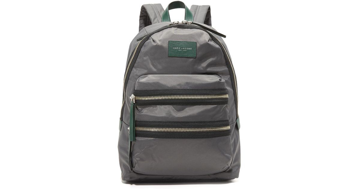 c9cd168f7c Lyst - Marc Jacobs Nylon Biker Backpack