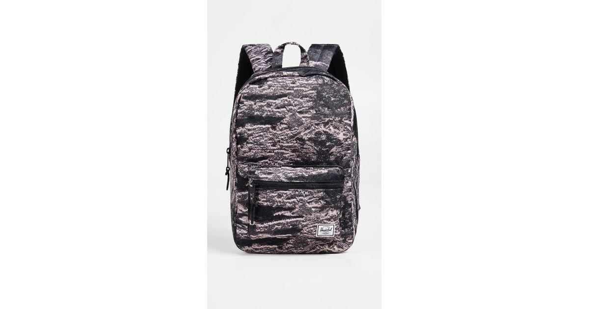6830cd666f2 Herschel Supply Co. Settlement Mid Volume Backpack - Lyst