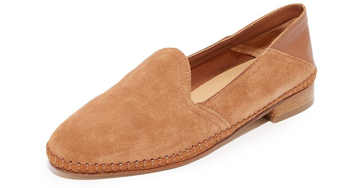 83b5faa05ef Lyst - Soludos Venetian Convertible Loafers in Brown