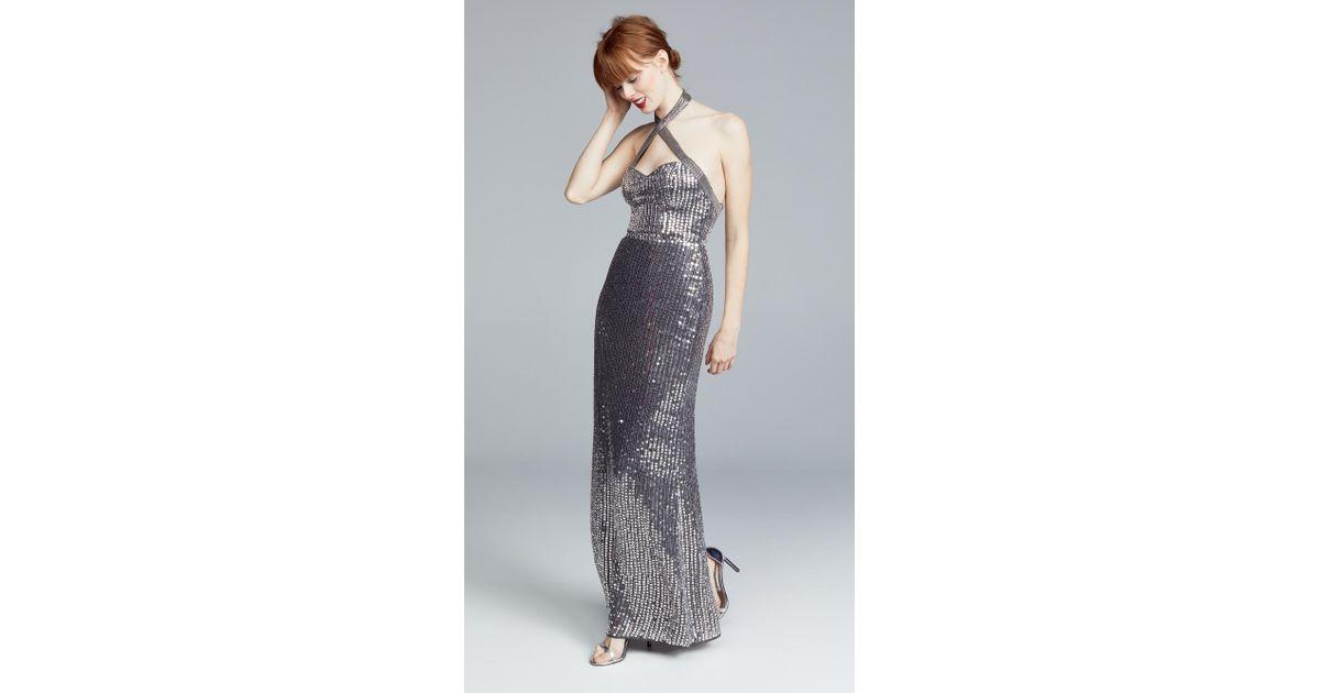 e6a64732051 Parker Black Sophie Dress in Gray - Lyst