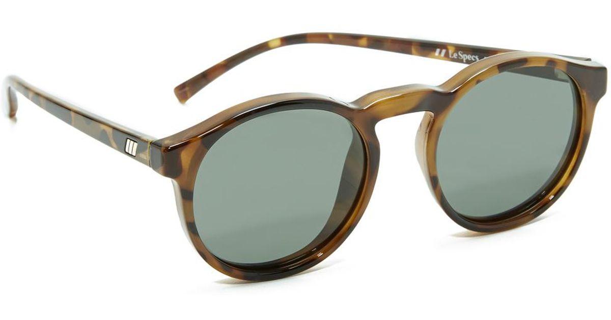 d2e7c4525ea2 Le Specs Cubanos Polarized Sunglasses - Lyst