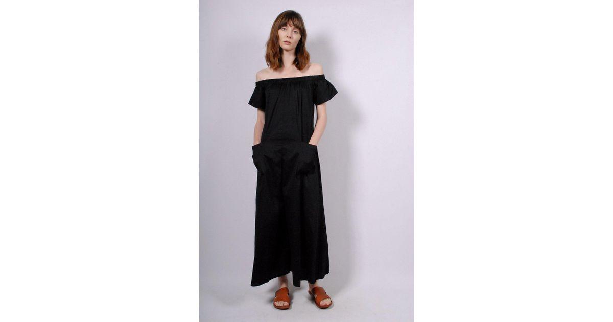 c020787e856 Lyst - Mara Hoffman Blanche Jumpsuit in Black