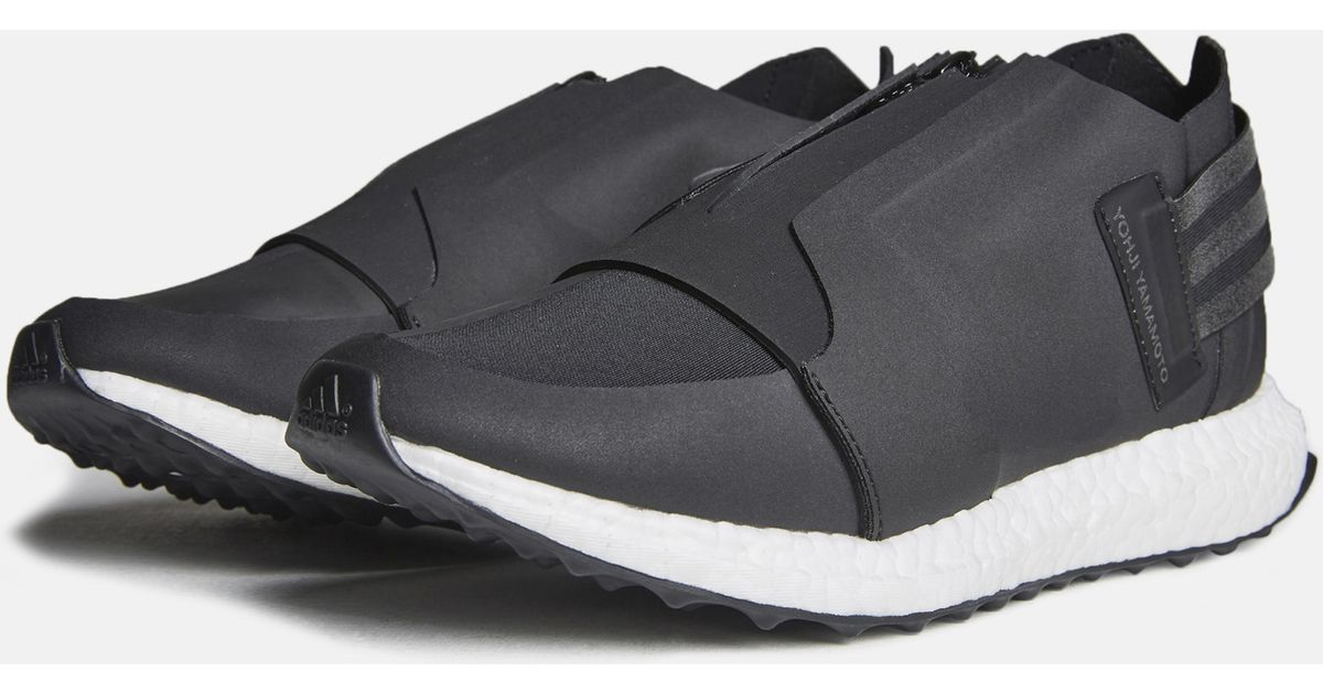 62927397c Lyst - Y-3 Xray Zip Low Trainers in Black for Men