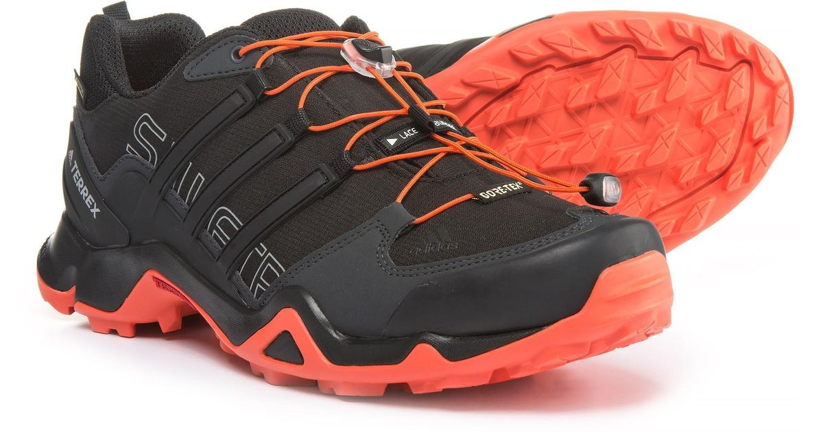 fa938f601baa3 lyst adidas terrex swift r gore tex xcr trail running shoes in