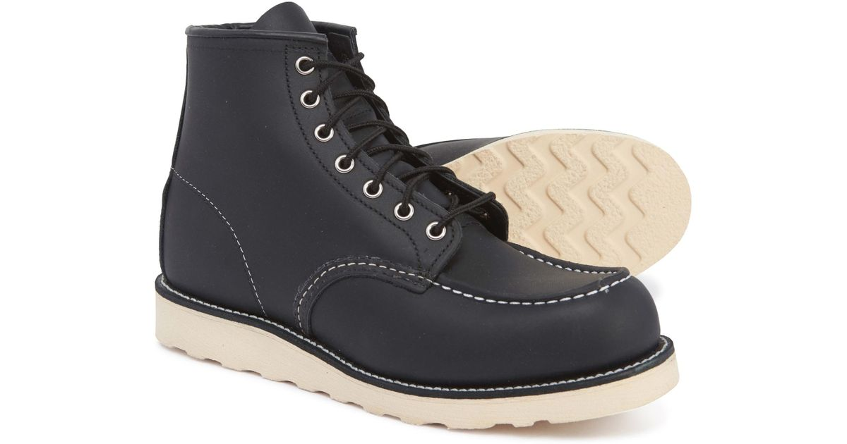 9d1bc9e3442 Red Wing - Black Heritage 9075 6