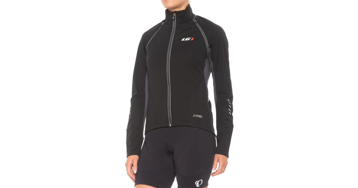 Lyst - Louis Garneau Spire Polartec® Power Shield® Convertible Cycling  Jacket (for Women) in Black 7d4f9854a