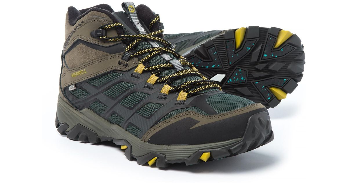 32116257b3a Merrell Multicolor Moab Fst Ice+ Thermo Snow Boots for men
