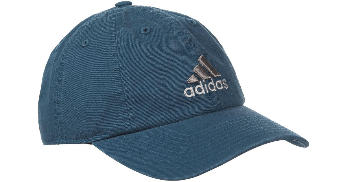 656681a5 Lyst - adidas Weekend Warrior Baseball Cap (for Men) in Blue for Men