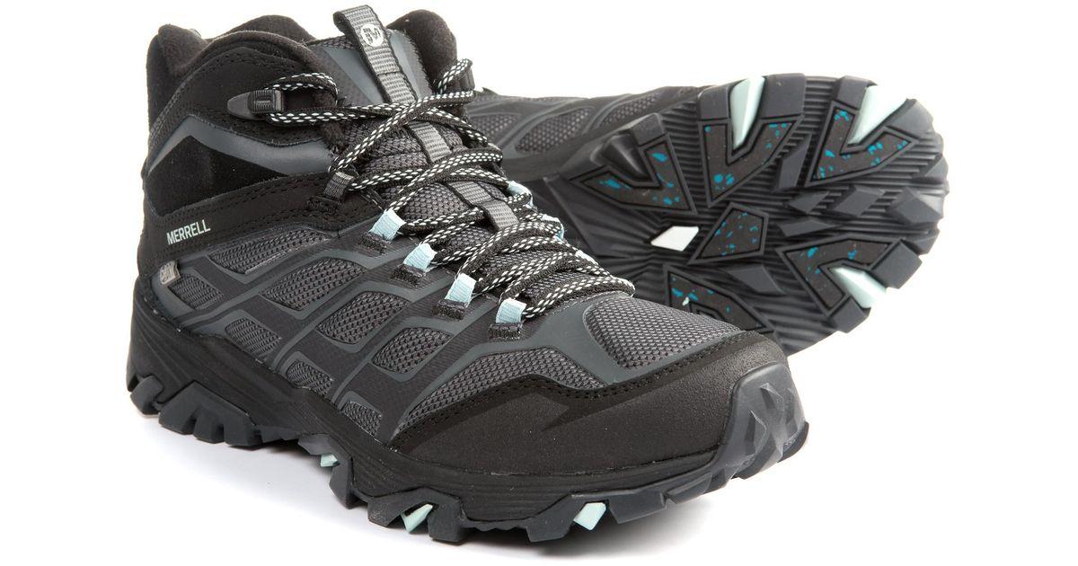 4d6e8938e2 Merrell - Multicolor Moab Fst Ice + Thermo Snow Boots - Lyst