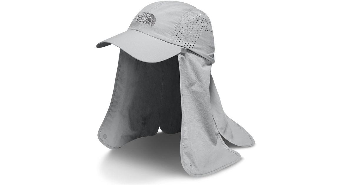 e73165742911ce The North Face Sun Shield Ball Cap (for Men) in Gray for Men - Lyst