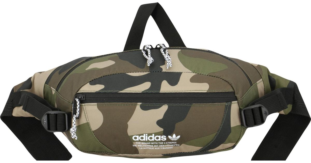 3094b1a6af2e Lyst - adidas Originals Utility Crossbody Pack in Green for Men