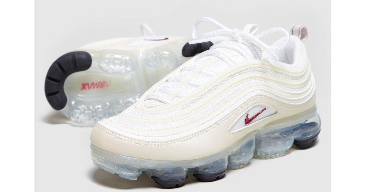 338966e09f1 Lyst - Nike Air Vapormax 97 Women s in White