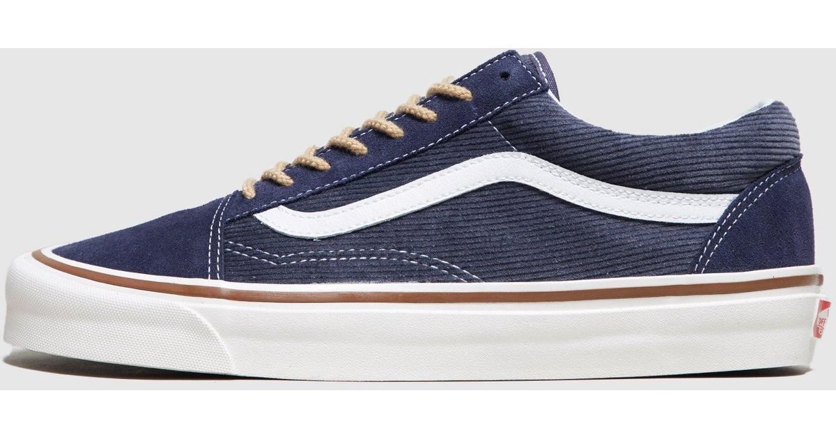 9cf99f31a9994b Vans Anaheim Old Skool 36 Dx Cord in Blue for Men - Lyst