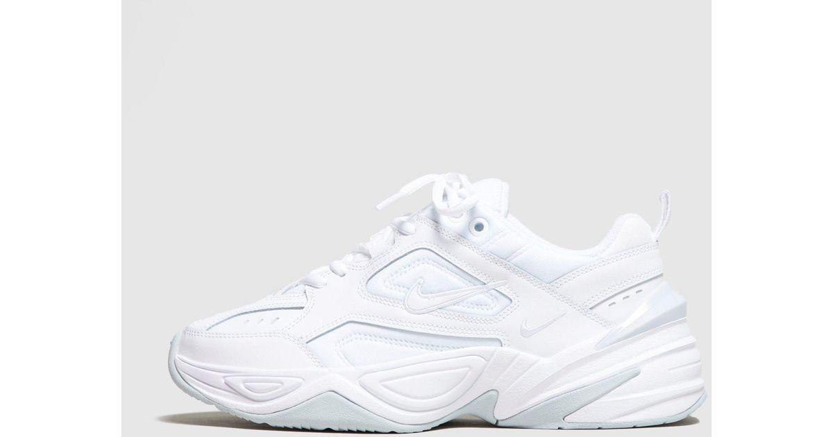 sports shoes 6e81c 67b39 Nike M2k Tekno Women's in White - Lyst