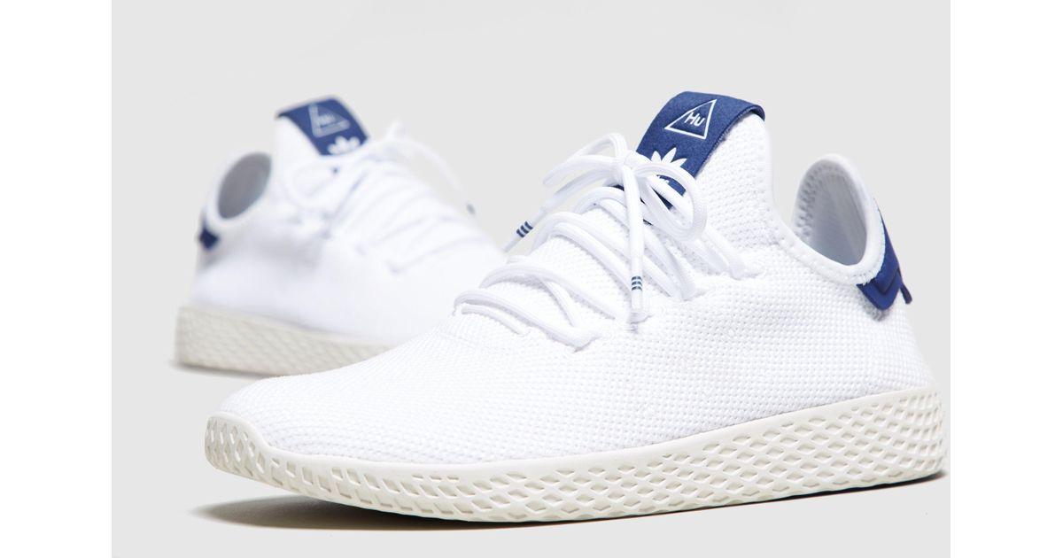 Lyst - adidas Originals X Pharrell Williams Tennis Hu Women s 2bb744de183