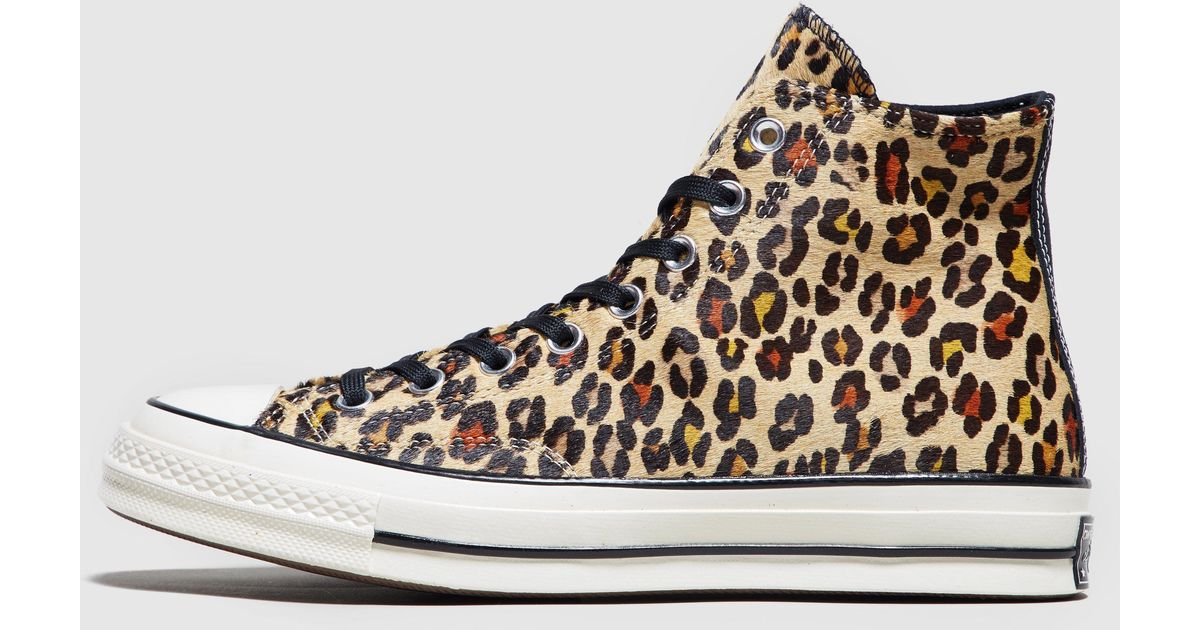 26d2540717a3 Converse Ct 70 All Star Hi Pony Hair for Men - Lyst