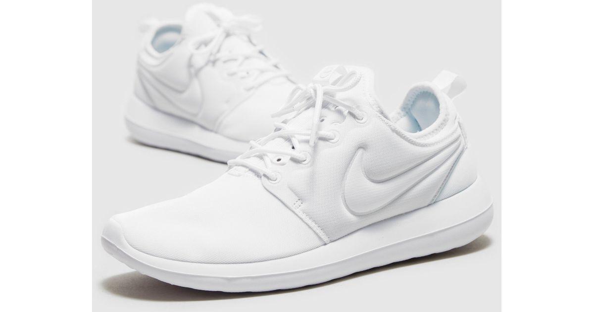 promo code ce2bf bbeae Nike Roshe 2 Women s in White - Lyst