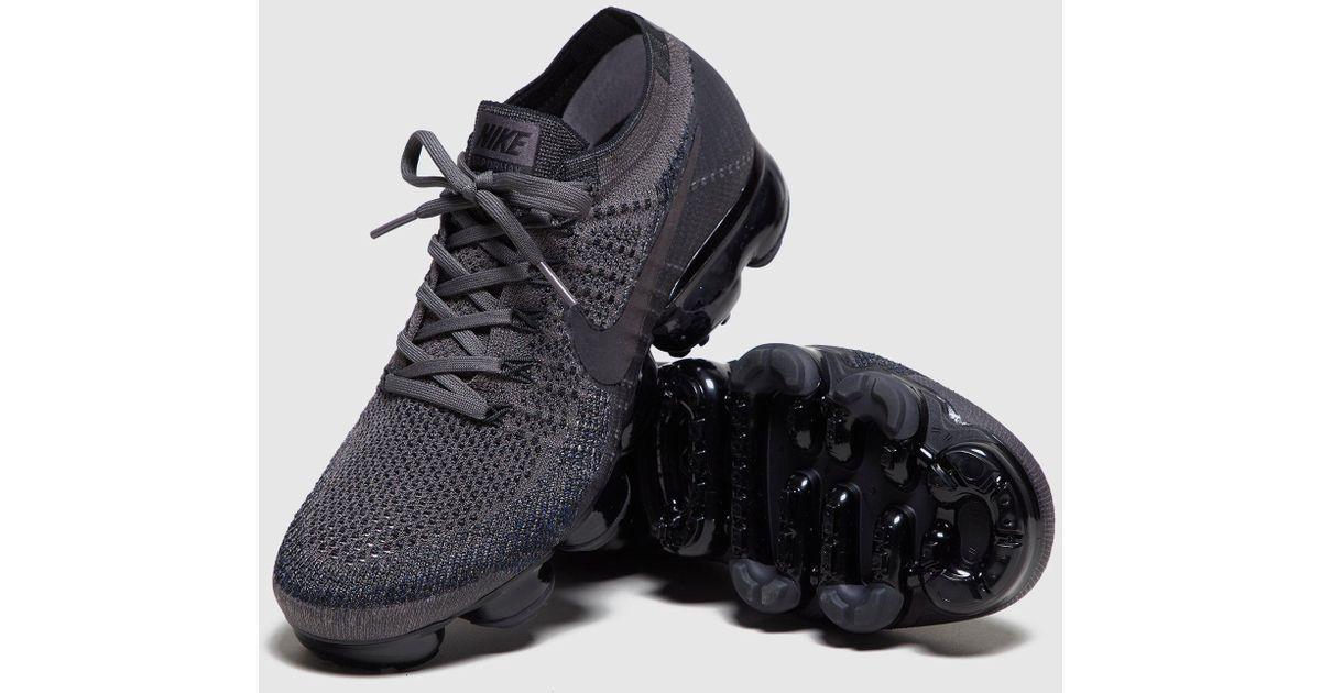 Lyst - Nike Air Vapormax Flyknit Women s in Gray 0021591aa36f