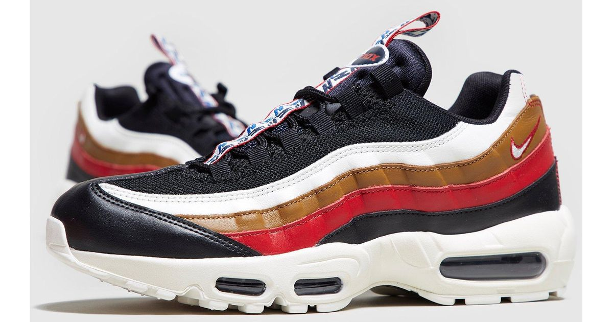 the best attitude 0ff6d 0ae69 Nike Air Max 95  taped  for Men - Lyst